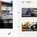 My Library Is YouTube Playlist