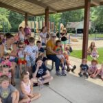 Storytimes in Parks 2021